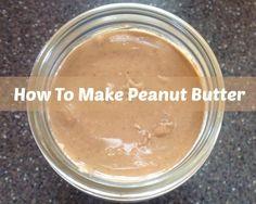 How to make peanut butter - PrincessTafadzwa Peanut Butter, Sugar, Zimbabwe, How To Make, Recipes, Food, Meal, Food Recipes, Essen