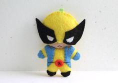 baby Wolverine  | wolverine | Baby/Kids Ideas