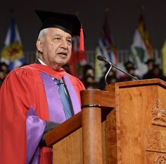 Canadian Foundation for People with Physical Disabilities founder Vim Kocchar, was awarded an honourary doctor of laws from York University for his humanitarianism, and 'groundbreaking' work on behalf of people with physical disabilities!