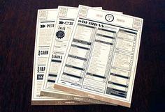 Art of the menu; selección de cartas de restaurante | No me toques las Helvéticas | Blog sobre diseño gráfico y publicidad