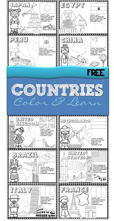countries+-+color+and+learn+about+18+countries+from+all+around+the+world+-+use+as+coloring+sheets+or+make+a+book+for+preschool%2C+kindergarten%2C+1st+grade%2C+2nd+grade%2C+3rd+grade.png (784×1515)