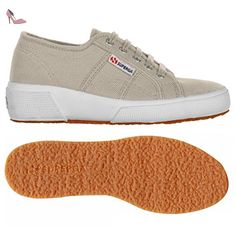 Chaussures Dame - 2905-cotw Linea Up And Down - Taupe - 41 - Chaussures superga (*Partner-Link)
