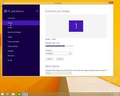 Windows 9′dan İlk Görüntüler – Başlat Menüsü Geri Dönüyor! | CemTurk.Net