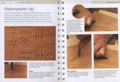 Snycerstwo - materiały narzędzia techniki rzeźbiarskie i wykończeniowe projekty galeria prac
