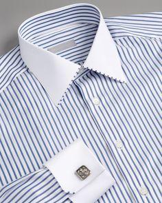 Stefano Ricci shirt.  #Aim2Win
