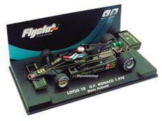 Lotus 78 #5 Mario Andretti GP Mónaco 1978 by Flyslot