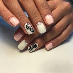 Beautiful evening nails, Beautiful nails 2016, Butterfly nail art, Evening dress…