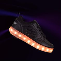 The wait is over 🤩 Adult Light up Heelys now available! Triple Black, All Black, Shoe Releases, Mens Activewear, Different Light, Light Up, Men's Shoes, Trainers, Bucket