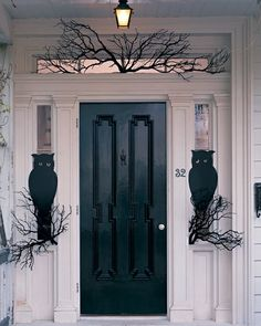 Owl guards.