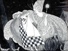 çizgili masallar: Cinderella by Errol Le Cain