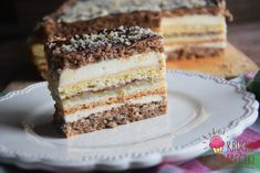 All Things Cute, Apple Cake, Vanilla Cake, Tiramisu, Sweet Recipes, Ale, Sweet Tooth, Food And Drink, Sweets