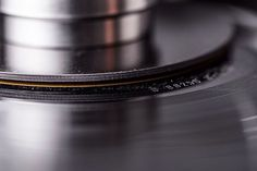 Your record's label will be protected. --- Das Schallplattenlabel wird geschützt.  #records #turntable  #music #vinyl #groove #allblackeverything #engineering #steel