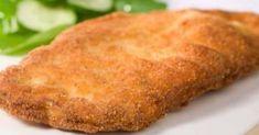 Receita de filé de frango assado à milanesa