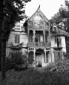 Abandoned house..