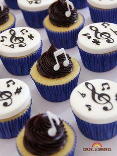 Cupcakes Music | Cordel de Sabores | Flickr