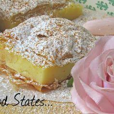 Μπισκοτάκια με μαρμελάδα - Food States Vegan Desserts, Vegan Recipes, Dessert Recipes, Greek Recipes, Cheesecake, Pudding, Sweets, Cooking, Blog