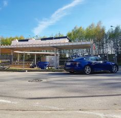 First Czech Supercharger coming soon  #electricpark #tesla #teslamotors #teslalife #TeslaModelS #supercharger #charger #EV #electriccar #electricvehicle #elonmusk #czech #cz #praha #prague #ostrava #brno #olomouc #ceskebudejovice #hradeckralove #carporn #instacar #caroftheday by dhasala
