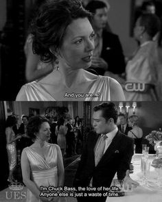 Gossip Girl - one of my favorite lines.