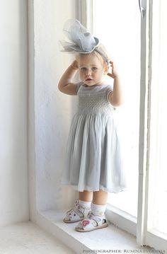 Cute nude little girl