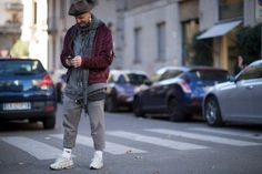Here's Round One of Street Style From Milan Fashion Week FW16 | Highsnobiety