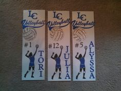 Volleyball room, volleyball crafts, volleyball party, volleyball posters, v Volleyball Locker Signs, Football Locker Signs, Volleyball Locker Decorations, Volleyball Crafts, Volleyball Room, Volleyball Party, Volleyball Posters, Volleyball Ideas, Volleyball Quotes