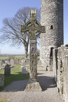 A History of Ireland in 100 Objects – Tall cross, Monasterboice, late-ninth century