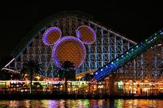 Disneyland Resort California Adventure