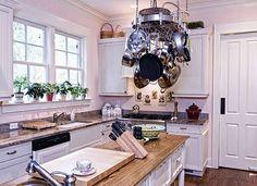Potracks free up precious cabinet space