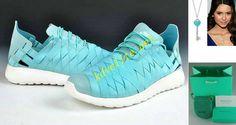 Nike Roshe Run Woven Mens Tiffany Blue 555257 300 Tiffany Key Necklace, Tiffany Blue Shoes, Nike Shoes, Adidas Sneakers, Run 3, Nike Roshe Run, Running, Men, Fashion