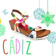 Descubre nuestra #colección más divertida y playera: la colección Cádiz Shoes, Fashion, Shoe Collection, Shoes Sandals, Spring Summer 2015, Women, Moda, Zapatos, Shoes Outlet
