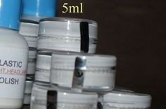 pasta polerska na matowe reflektory 5ml