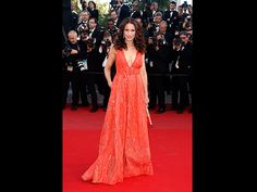 Cannes 2015 Andie Macdowell (Quelle: EPA/GUILLAUME HORCAJUELO)