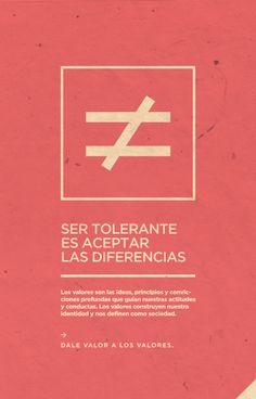 Valor: Tolerancia // Agencia: TCC La Factoría. Equipo creativo: Fernando Asenjo, Milagros Díaz Servidio, Macarena Paradelo, Maia Soboleosky, Virginia Zalabeite.
