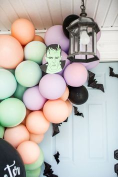 A pastel monster mash Halloween party – Confetti Fair
