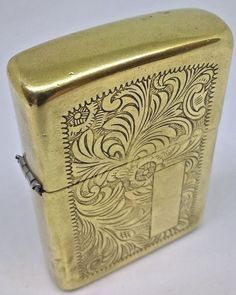 OLD VENETIAN ZIPPO LIGHTER BRASS | Collectables, Tobacciana & Smoking Supplies, Lighters | eBay!