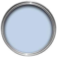 Dulux Blissful Blue Matt Emulsion Paint 50ml Tester Pot | Departments | DIY at B&Q