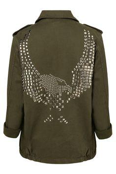 Eagle Army Jacket
