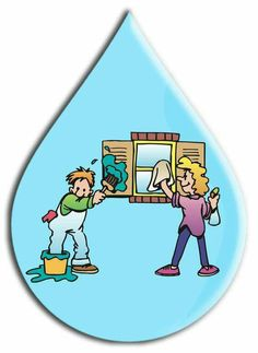 Special Education Activities, Nature Activities, Youth Activities, Classroom Projects, Projects For Kids, Planet Crafts, Water Saving Tips, Water Day, Water Cycle