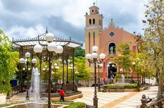 Nothing like home!! Plaza de Barranquitas P.R. @John Searles Searles Searles Russ, ARE YOU READY?? :)