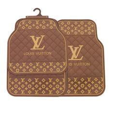 Buy Wholesale Luxury LV Louis Vuitton Universal Automotive Carpet Car Floor Mats Rubber 5pcs Sets - Gold from Chinese Wholesaler - ecbol.gd.cn