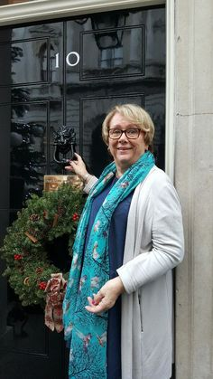 Fresh Start (FSNB) @FreshStartNB   Our CEO Diana Porter was invited to Downing Street this week for an afternoon arranged for small charities. #localcharitiesday #number10