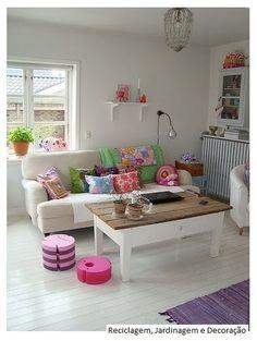 voglio un soggiorno così!