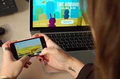 #TheScruud #MobileGame #AQuest Technology, Digital, Life, Tech, Tecnologia