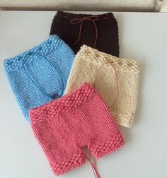 Kid Short Pant  612 months  Toddler Knit Shorts  Photo by zoik, $30.00