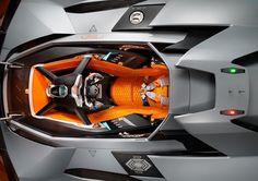 Lamborghini Egoista - Far out