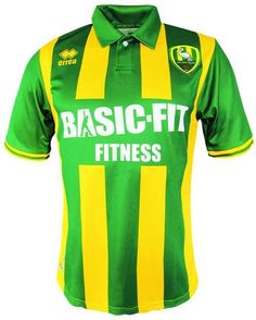 ADO Den Haag 2013/14 Home Kits