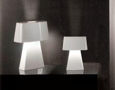 BAG Lampada da tavolo by Penta design Carlo Colombo