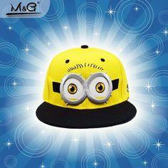 NEW minion cap fashion 2016 Cute character minions pattern baseball caps Boys and girls travel snapback hat Kids hip-hop hats♦️ B E S T Online Marketplace - SaleVenue ♦️👉🏿 http://www.salevenue.co.uk/products/new-minion-cap-fashion-2016-cute-character-minions-pattern-baseball-caps-boys-and-girls-travel-snapback-hat-kids-hip-hop-hats/ US $3.68