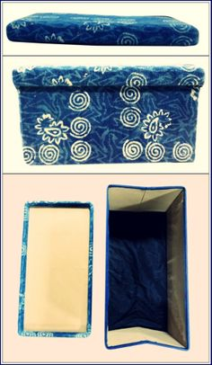Easy carry Dabu Foldable Storage Box