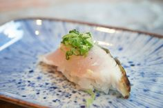 Spanish Mackerel at Kuruma Zushi